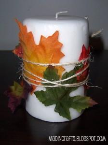 leafcandle