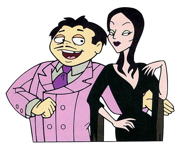 Addams Family Printables BMovie