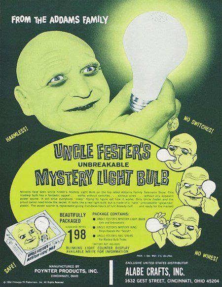 mysterylightbuld