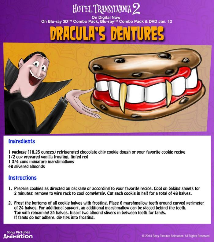 draculadentures